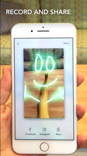 LightSpace - 3D painting in AR screenshot 9