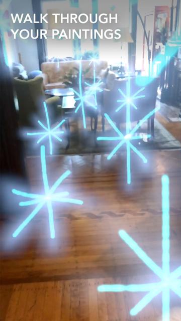 LightSpace - 3D painting in AR screenshot 10