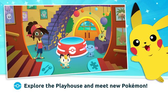 Pokémon Playhouse screenshot 16