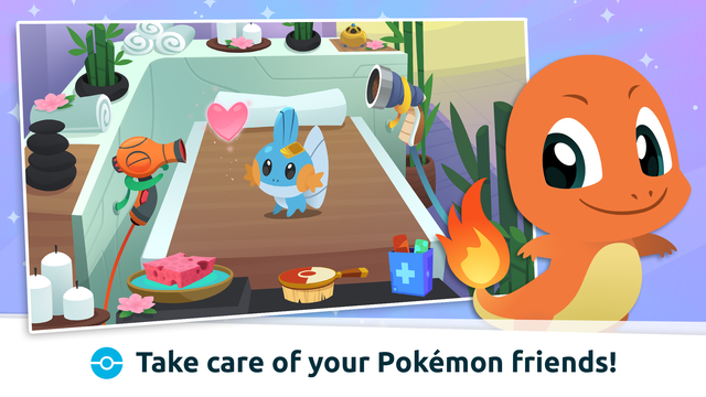 Pokémon Playhouse screenshot 18
