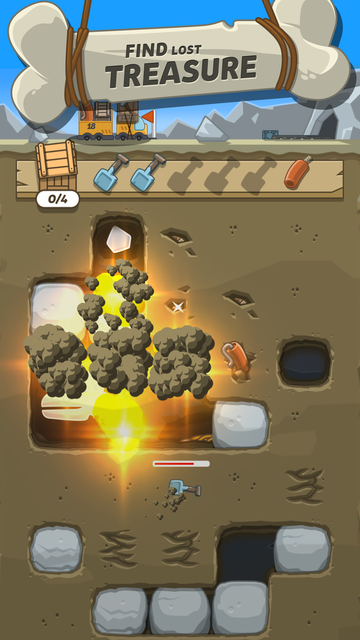 Crazy Dino Park screenshot 17