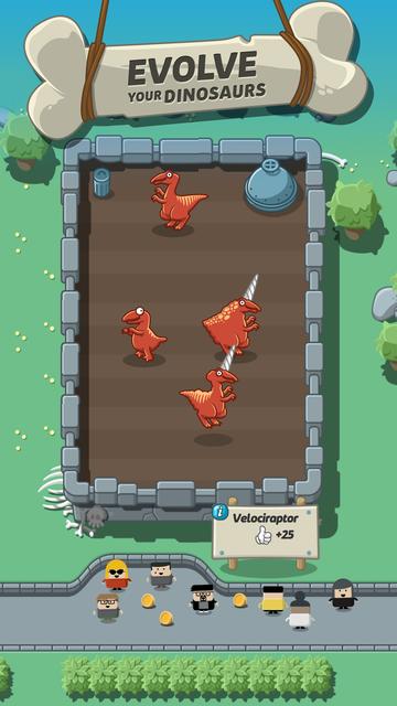 Crazy Dino Park screenshot 18