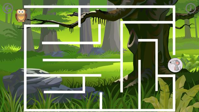 Maze game - Toddler kids games screenshot 5
