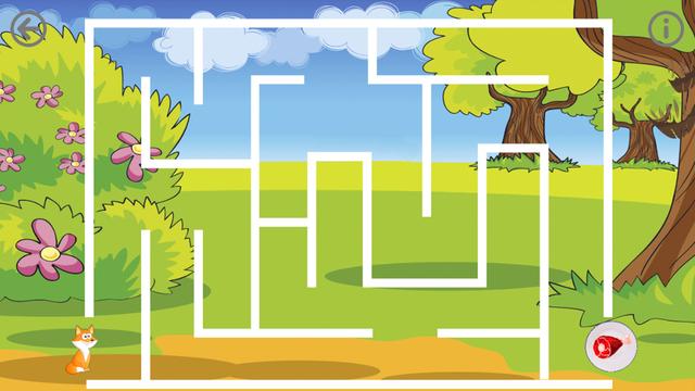 Maze game - Toddler kids games screenshot 6