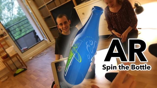 AR Spin the Bottle screenshot 4