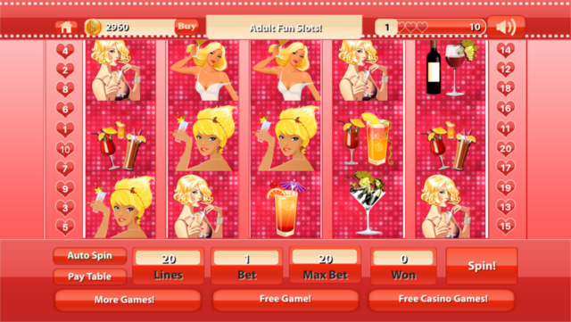 Fantasy Casino Slots screenshot 2