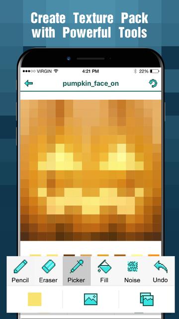 Texture Pack for Minecraft PE screenshot 2