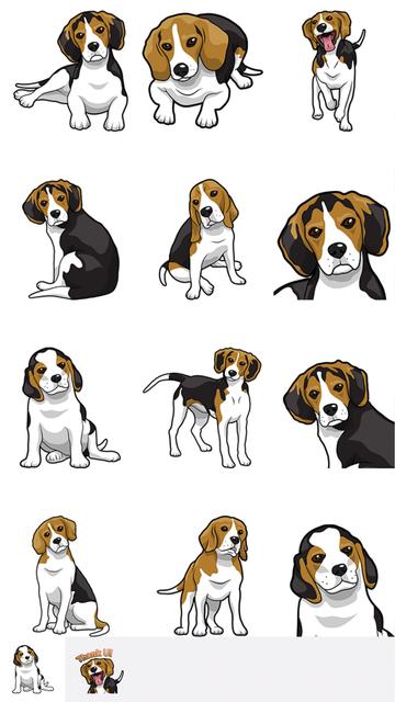 PitMoji - Dog Emoji & Stickers screenshot 1