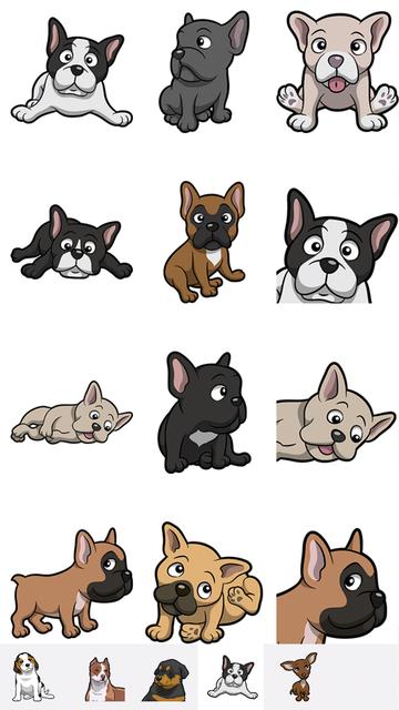 PitMoji - Dog Emoji & Stickers screenshot 4
