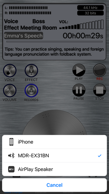 Live Voice Changer - Prankcall screenshot 7