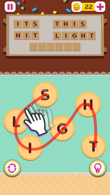 Sweet Word: Daily Laces Puzzle screenshot 6