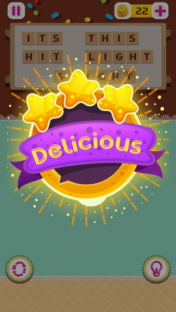 Sweet Word: Daily Laces Puzzle screenshot 8