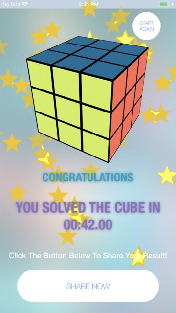 Cube Solver screenshot 4