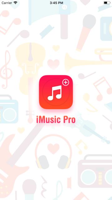 iMusic Pro screenshot 1