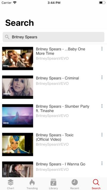 iMusic Pro screenshot 2