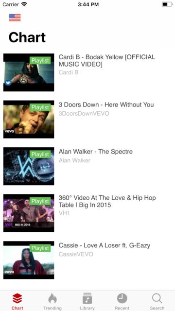 iMusic Pro screenshot 4