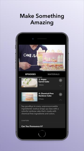 Bluprint: Watch + Learn screenshot 3