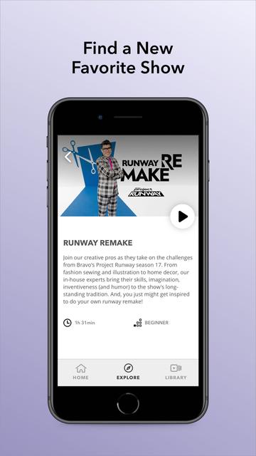 Bluprint: Watch + Learn screenshot 4