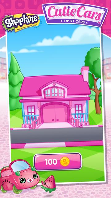 Shopkins: Cutie Cars screenshot 3