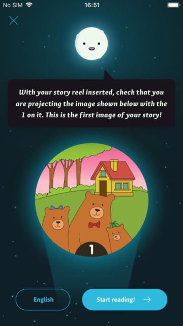Moonlite Storytime Projector screenshot 4