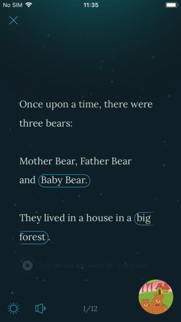Moonlite Storytime Projector screenshot 5