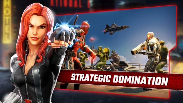 MARVEL Strike Force: Squad RPG screenshot 8