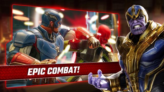MARVEL Strike Force: Squad RPG screenshot 9