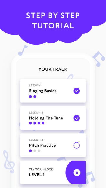 Sing Bot: Learn to sing screenshot 18