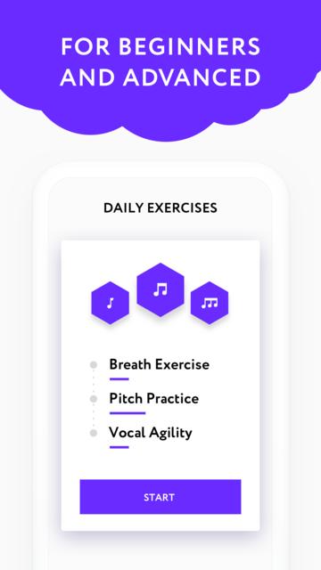 Sing Bot: Learn to sing screenshot 20