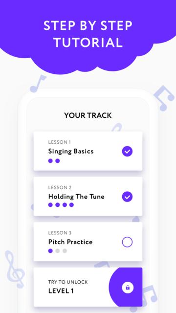 Sing Bot: Learn to sing screenshot 14