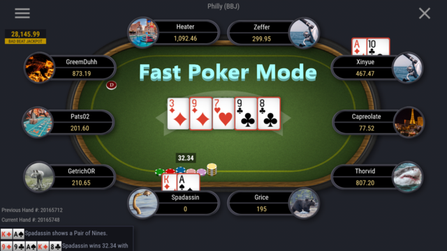Pocket Poker Room screenshot 10