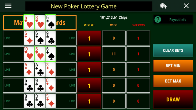 Pocket Poker Room screenshot 9