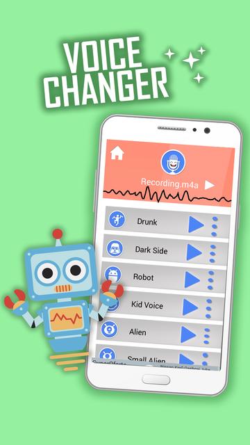 Voice Changer Sounds Effects screenshot 8