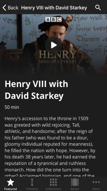 History Hit TV screenshot 7