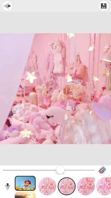 KirlCam - Kira Retouch Pink screenshot 3