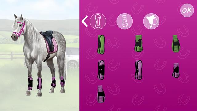 Horse and rider dressing fun screenshot 5