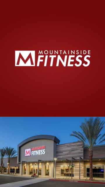 Mountainside Fitness - New screenshot 1