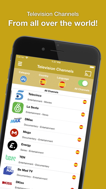My Premium Television screenshot 6