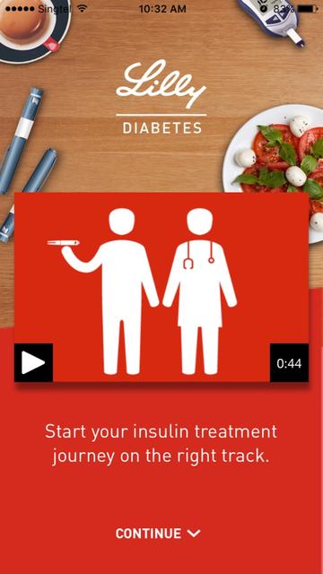 LillydiabetesME screenshot 1