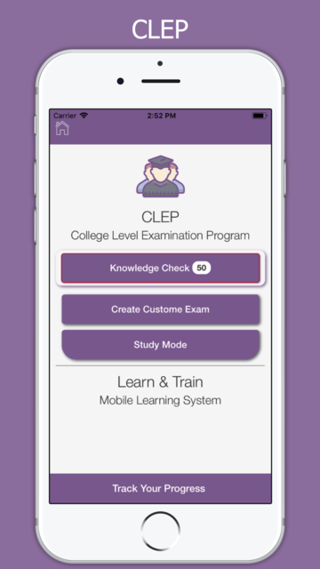 CLEP Exam Prep 2018 screenshot 1