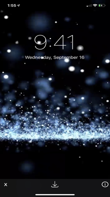 Live Wallpapers and HD Themes screenshot 5