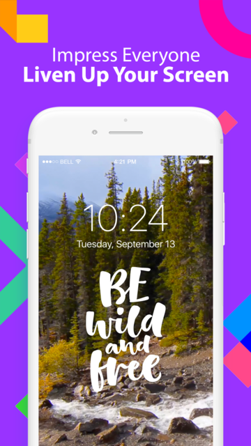 Live Wallpapers and HD Themes screenshot 6