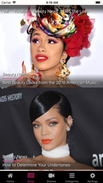 Beauty Star Network screenshot 2