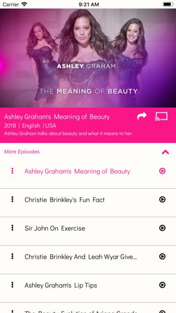 Beauty Star Network screenshot 5