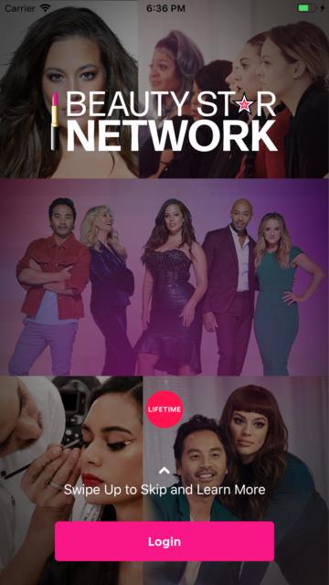 Beauty Star Network screenshot 1