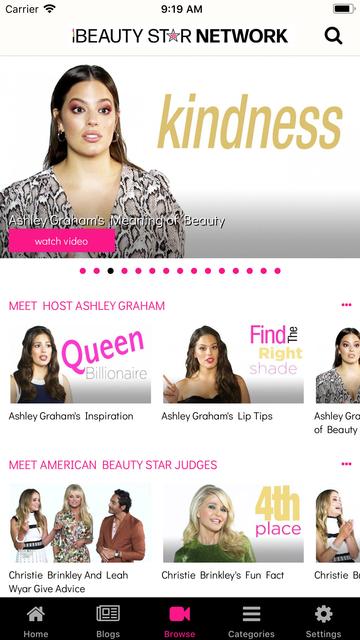 Beauty Star Network screenshot 3
