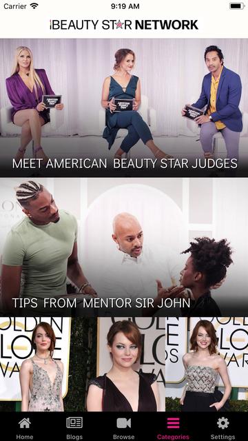 Beauty Star Network screenshot 4