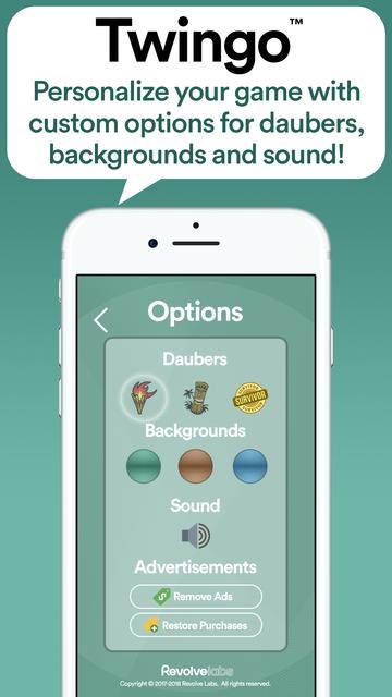 Twingo Bingo screenshot 4