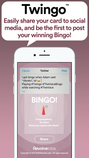 Twingo Bingo screenshot 5