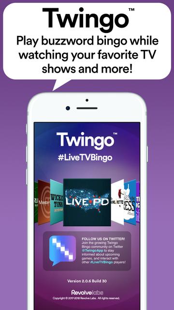 Twingo Bingo screenshot 1